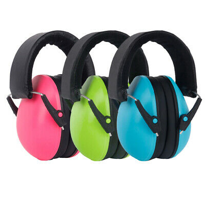 Infant Folding Ear Defenders Noise Reduction Protectors Muff Baby toddler New