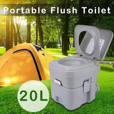 Bagno Toilette Wc Gabinetto Water Chimico Mobile Portatile In Dura