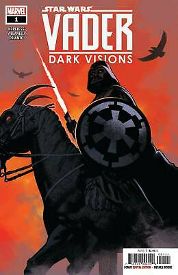 Star Wars Vader Dark Visions #1 Near Mint First Print Bagged And Boarded