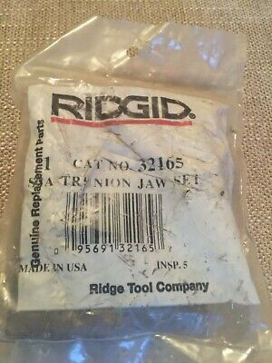 RIDGID 32165 TRUNION JAW SET For S4A Compound Leverage Wrench