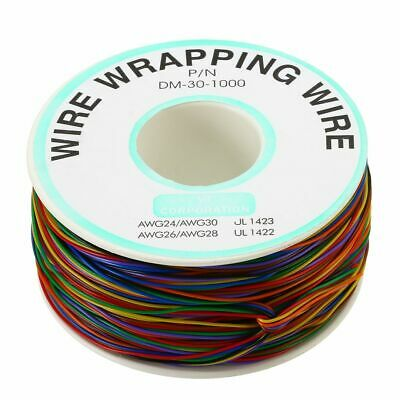 Soldering Wrapping Wire Plated Copper Wire Wrap Insulation Testing Cable Line