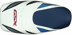 Bagster Seat Cover Baltic Blue/White/Gitane Blue/ Grey Suzuki GSX1400 2002-2007