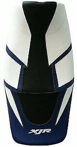 Bagster Seat Cover Baltic Blue/Black/White Yamaha XJR1300 2002-2006