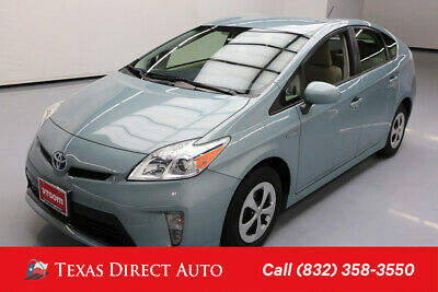 2017 Toyota Prius Two 4dr Hatchback Texas Direct Auto Used 1 8l