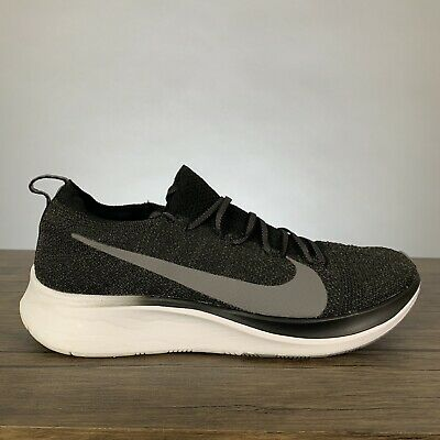size 40 b9b96 6377a Nike Zoom Fly Flyknit Black Gunsmoke - US Men s 9 - AR4561 001