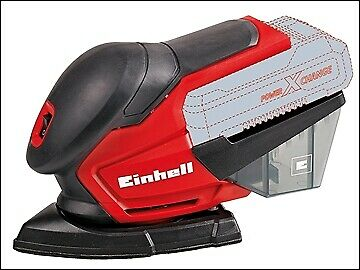 Einhell TE-OS 18Li Power X-Change Cordless Sander 18V Bare Unit EINTEOS18LI