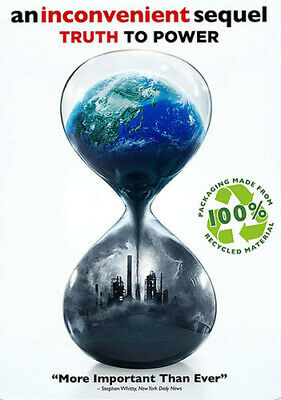 An Inconvenient Sequel: Truth To Power (DVD New)
