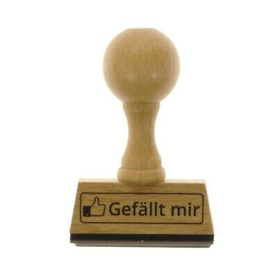 ZERBRECHLICH LE-ONs® Holzstempel Professional-Serie L51