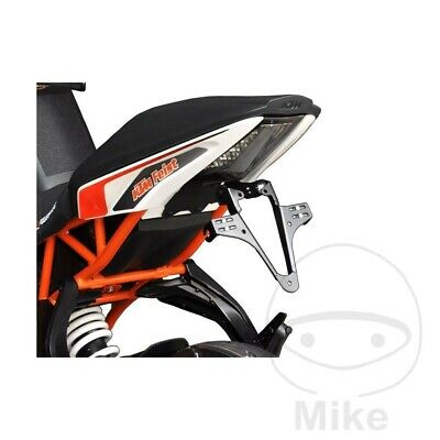 For KTM RC 125 4T ABS 2016 Highsider Number Plate Holder Bracket