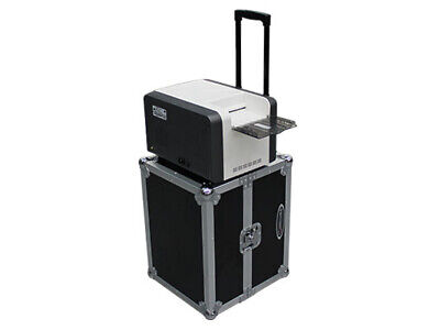 Odyssey FZHITIP510HW Hiti P510 Photo Booth Printer Flight Zone Case with Wheels