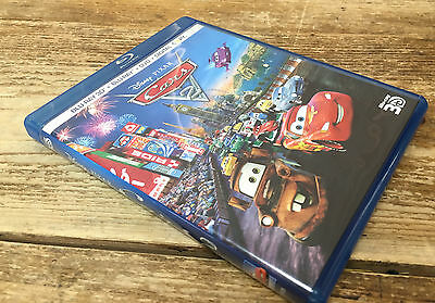Cars 2 Two Blu-ray/DVD 2011 5-Disc Set NO Digital Copy 3D Disney Pixar