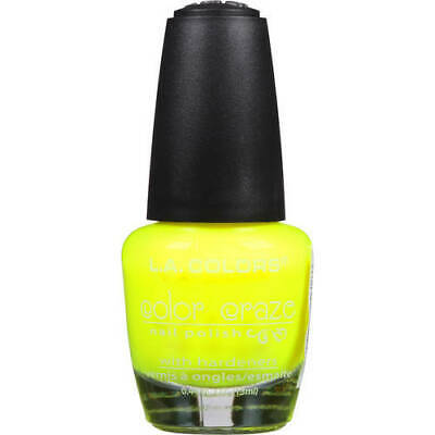 LA COLORS Long Lasting Color Craze Nail Polish Flicker - 0.44 fl. oz. (13 ml)