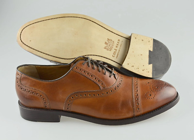75a043d752545e Men's Cole Haan American Classic 'Kneeland' Brown Leather Oxfords Size US  11 - D