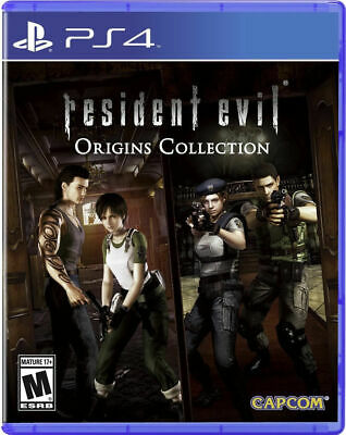 Resident Evil Origins PS4 Playstation 4 Brand New Sealed