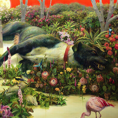 Feral Roots - Rival Sons (CD New) Explicit Version