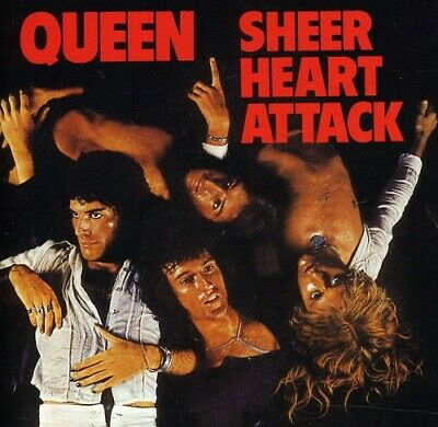 Sheer Heart Attack - Queen (CD New) Remastered