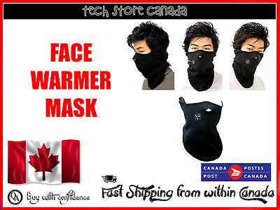 Face Warmer Mask Balaclavas Windproof Outdoor Ski Motorcycle Cycling Neck!