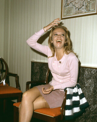 Hayley Mills candid laughing 8x10 Photo