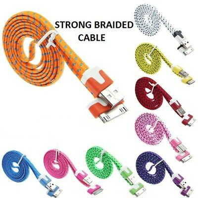 USB Cable Cord Charging Charger for iPhone 4 4s 3GS 3 iPod Touch iPad 2 2nd lot