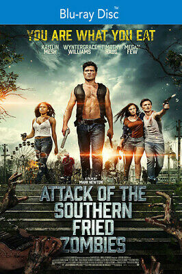 Attack Of The Southern Fried Zombies (Blu-ray New)