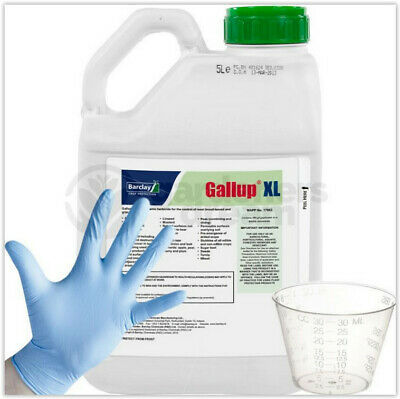 Industrial Weed Killer Strong Chemical Glyphosate 5l Professional Herbicide Home