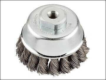 KWB Steel Twist Knot Cup Brush 66mm x M14 KWB719206