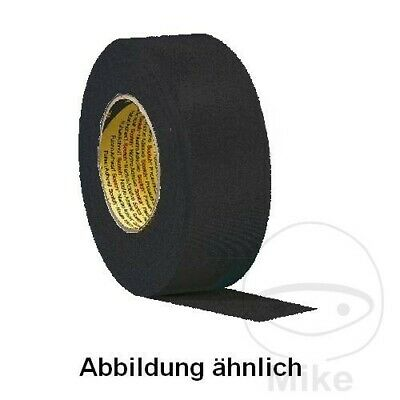 3M Universal Scotch Fabric Tape Black 50mmx50m 389S50