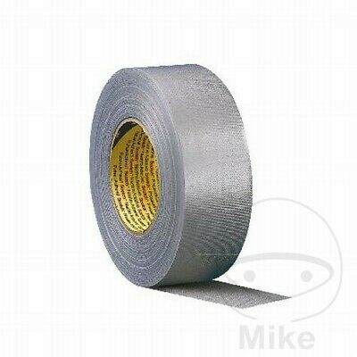 3M Universal Scotch Fabric Tape Silver 50mmx50m 389SI50