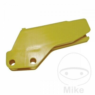 Motorcycle Polisport Yellow Chain Guide