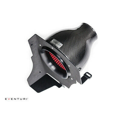 Eventuri Carbon Intake Kit For Bmw Z4M - Black Carbon Intake