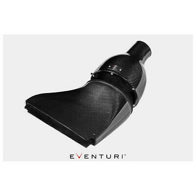 Eventuri Carbon Intake Kit Golf Mk7 Gti, Golf R - Full Black Carbon Intake