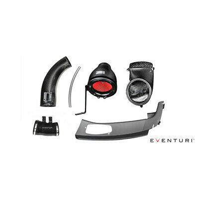 Eventuri V2 For Honda Civic Type R Fk2 Lhd With Upgraded Carbon Tube