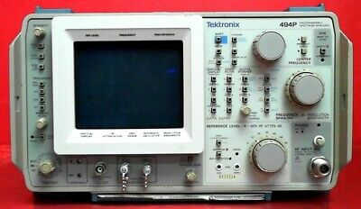 Tektronix 494P Spectrum Analyzer
