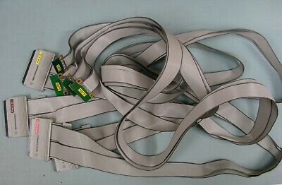 Set of 4 Agilent Logic Analyzer Module Data Pod Cable for 16950A, 16960A, etc.