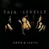 Toys of Vanity by Taja Sevelle (CD, Nov-1997, 550 Music)