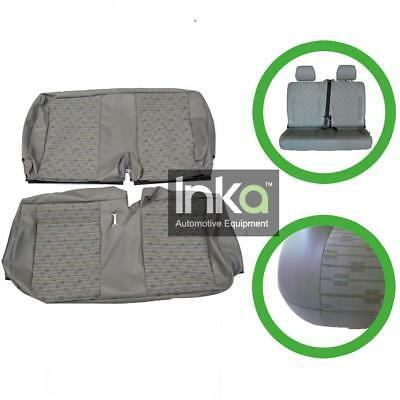 VW Transporter T5 T6 Front Double Passenger Seat Cover Place Cloth Genuine OEM