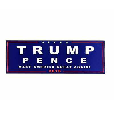 5PCS Donald TRUMP PENCE President Make America Great Again! Bumper Sticker