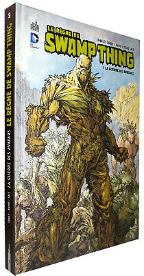 Comics - Urban Comics - Le Regne De Swamp Thing T.01 : La Guerre Des Avatars