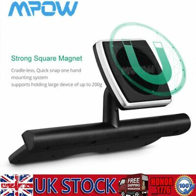 Mpow 360° Car CD Slot Mount Mobile Phone Holder Magnetic Stand for GPS Iphone X