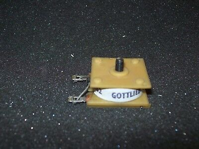 A-18642 NOS Gottlieb Premier Pinball Machine Solenoid Coil SS For Relay Units