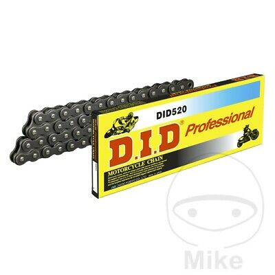Motorcycle D.I.D Std 520 x 108 Non-Sealed Chain