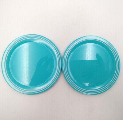 Fit For 18'' American Girl Toy Blue Plates Slow Cooker Dinner Doll Acccessory