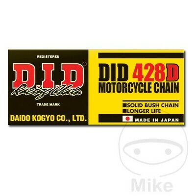 Motorcycle DID Standard Chain 428D x 116