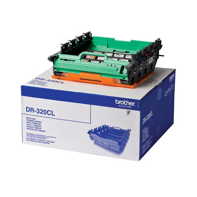 Brother DR320CL Drum unit - Drum Cartridge 25,000 sheet A4 pages at 1 page/job)