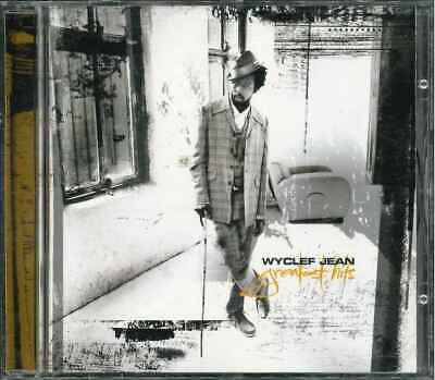 "WYCLEF JEAN ""Greatest Hits"" CD"