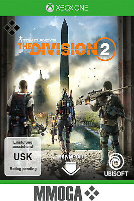 Tom Clancy's The Division 2 - Xbox One Spiel - Action Download Code [DE/EU]