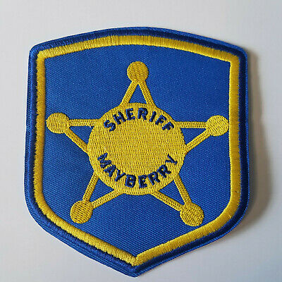 Mayberry RFD 4 1/2 inch tall sleeve Patch Cosplay Costume
