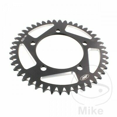 JMP Black Aluminium Rear Sprocket (44 Teeth) BMW S 1000 RR ABS 2013