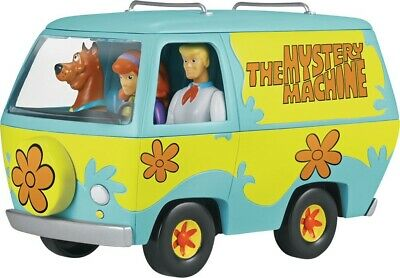 Scooby Doo The Mystery Machine Van skill 1 Build and Play Revell kit#1994