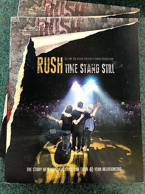 Rush: Time Stand Still New Dvd